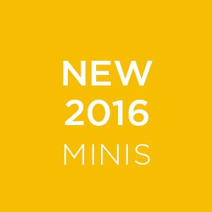 New 2016 Minis