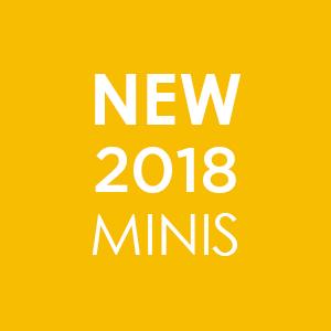 New 2018 Minis