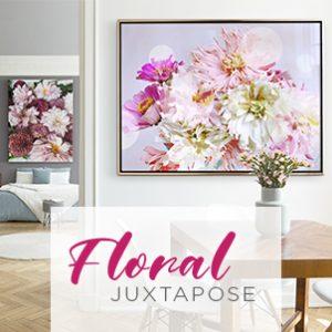Floral Juxtapose