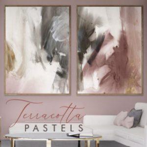 Terracota Pastels