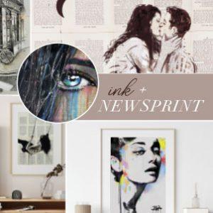 Ink & Newsprint