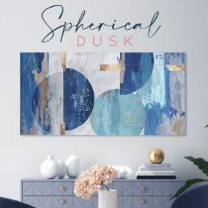 Spherical Dusk