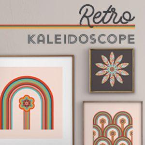 Retro Kaleidoscope