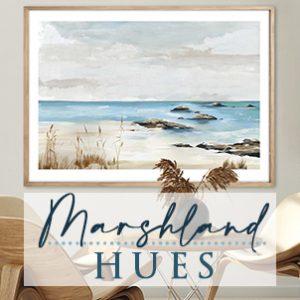 June 2021 - Marshland Hues